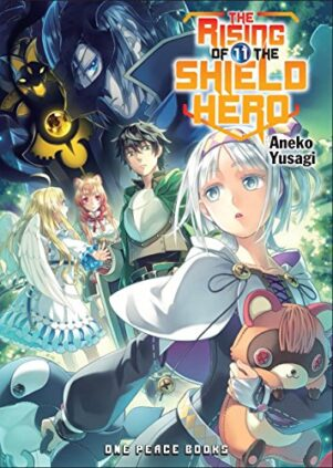 Rising of Shield Hero - Light Novel (EN) T.11 | 9781944937461