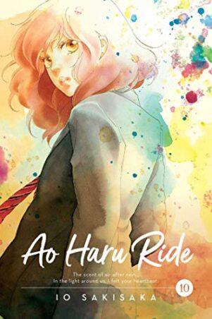 Ao Haru Ride (EN) T.10 - Pre order | 9781974708208
