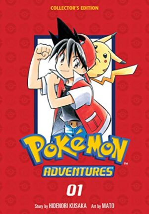 Pokemon adventures collector edition (EN) T.01 | 9781974709649