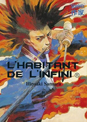 Habitant de l'Infini (l') T.11 | 9782203373532