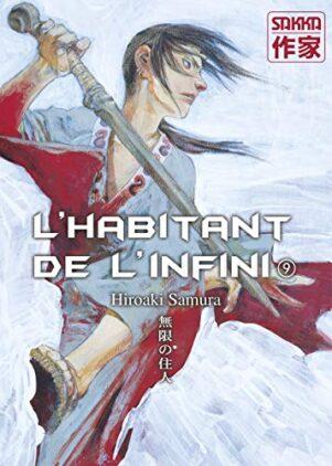 Habitant de l'Infini (l') T.09 | 9782203373617