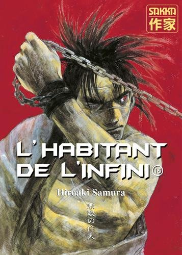 Habitant de l'Infini (l') T.16 | 9782203373648