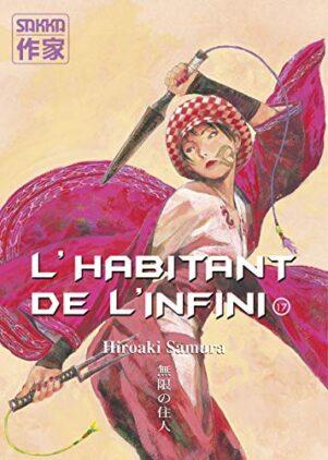 Habitant de l'Infini (l') T.17 | 9782203373891