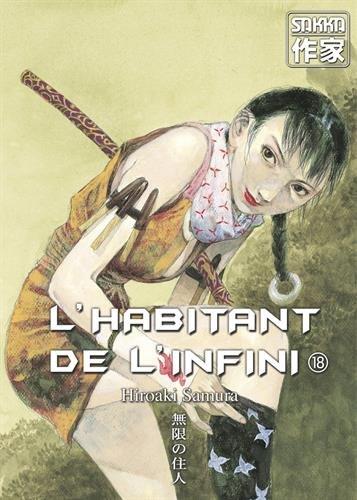 Habitant de l'Infini (l') T.18 | 9782203373921