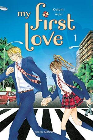 My First Love T.01 | 9782302005235