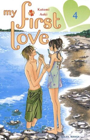 My First Love T.04 | 9782302007338