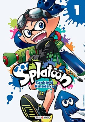 Splatoon T.01 | 9782302064553