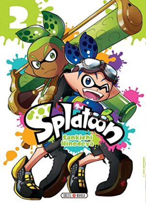 Splatoon T.02 | 9782302064560