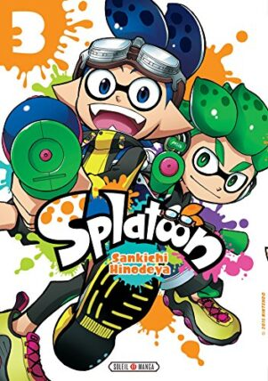 Splatoon T.03 | 9782302070035