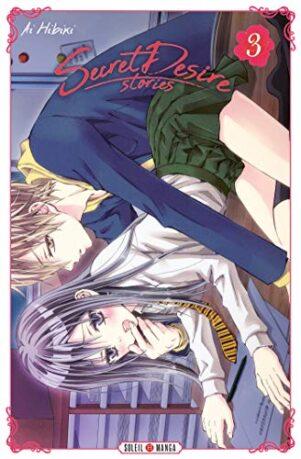 Secret desire stories T.03 | 9782302080621