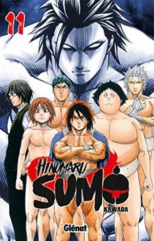 Hinomaru Sumo  T.11 | 9782344025956