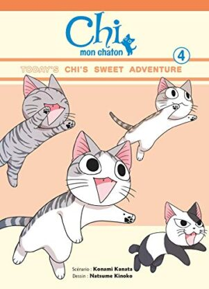 Chi, mon chaton - Today's Chi's sweet adventure T.04 | 9782344035863