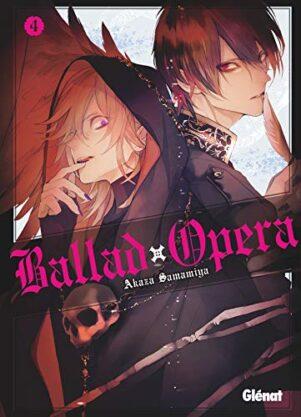 Ballad x Opera T.04 | 9782344041383