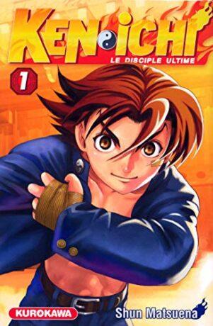 Kenichi, le Disciple Ultime - Saison 1 T.01 | 9782351422540