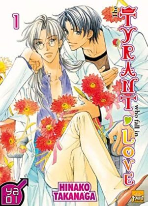 Tyrant Who Falls In Love (The)  T.01 | 9782351804162