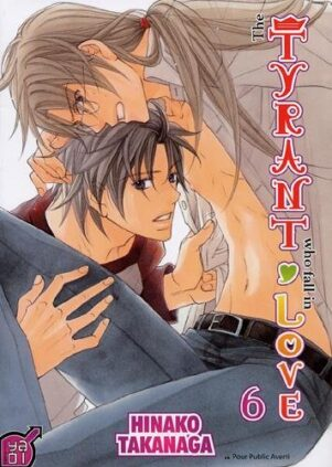 Tyrant Who Falls In Love (The)   T.06 | 9782351805114