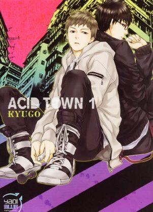 Acid Town T.01 | 9782351805305