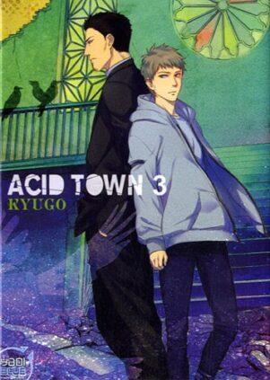 Acid Town T.03 | 9782351805923