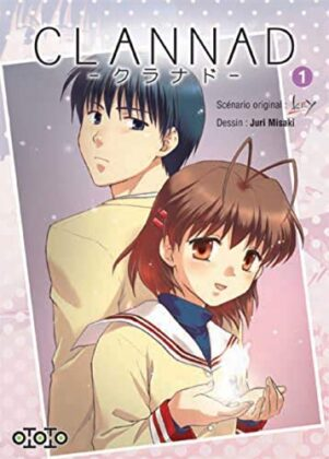 Clannad T.01 | 9782351806326