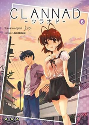 Clannad T.06 | 9782351807224