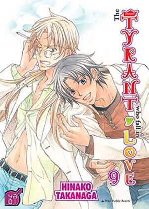 Tyrant Who Falls In Love (The)   T.09 | 9782351808535