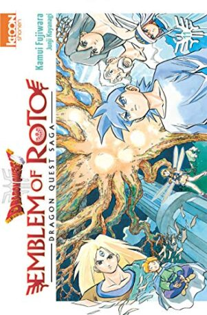 Dragon Quest - Emblem of Roto T.11 | 9782355928208