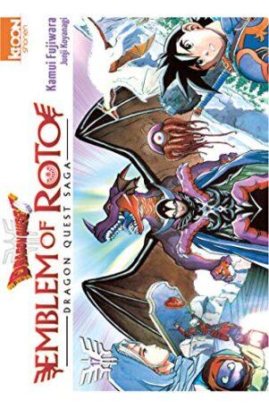 Dragon Quest - Emblem of Roto T.17 | 9782355928888