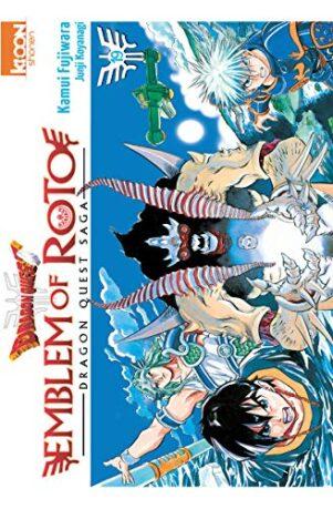 Dragon Quest - Emblem of Roto T.19 | 9782355929076