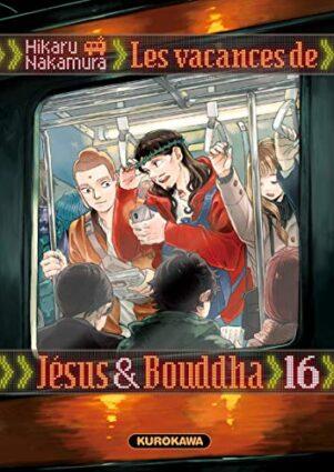 Vacances de Jesus et Bouddha (Les) T.16 | 9782368529492