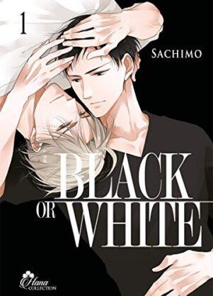 Black or white T.01   9782368776650