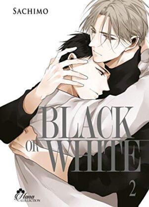 Black or white T.02   9782368776667