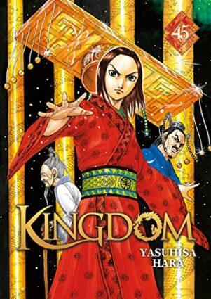 Kingdom  T.45 | 9782368778494