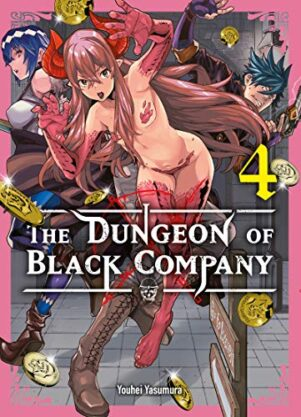 Dungeon of black company (The) T.04 | 9782372874991