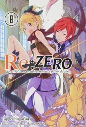 Re: Zero - Light Novel T.08 | 9782373020748