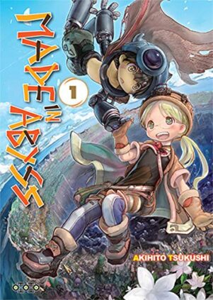 Made in abyss T.01 | 9782377171170