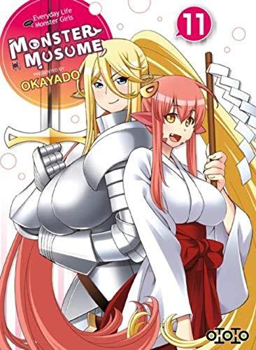 Monster Musume T.11 | 9782377172993