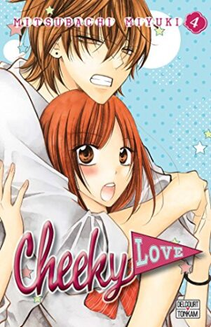Cheeky Love T.04   9782413000310