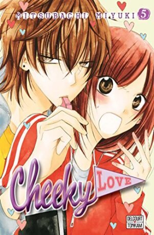 Cheeky Love T.05   9782413000327