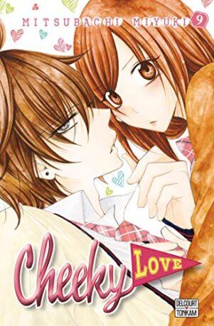 Cheeky Love T.09   9782413000365