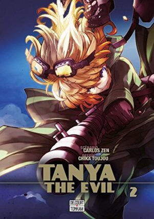 Tanya the Evil  T.02   9782413002727