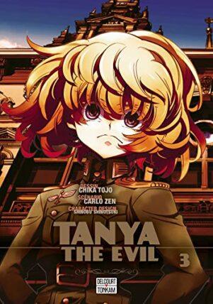 Tanya the Evil  T.03   9782413004097