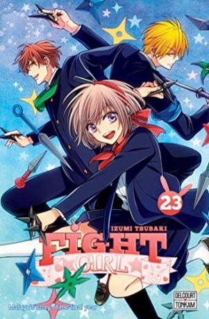 Fight girl  T.23 | 9782413010760