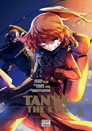 Tanya the Evil  T.04   9782413010777