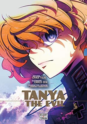 Tanya the Evil  T.05   9782413013211