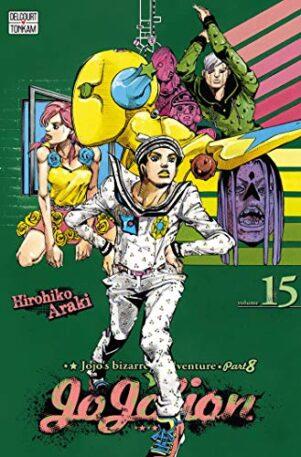 Jojo's Bizarre Adventure - Part.8 - JojoLion T.15 | 9782413015925