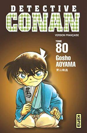 Detective Conan T.80 | 9782505062226