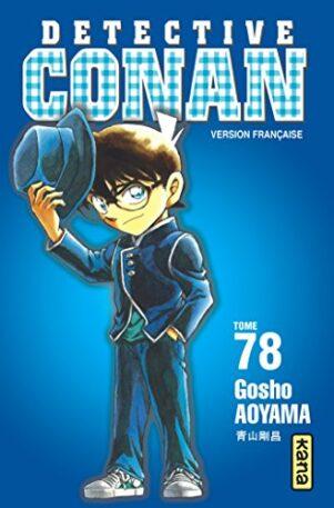 Detective Conan T.78 | 9782505062417