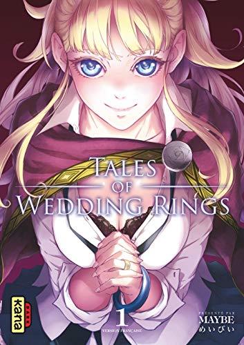 Tales of Wedding Rings T.01 | 9782505067252