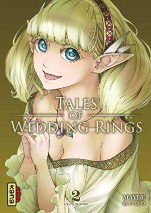 Tales of Wedding Rings T.02 | 9782505067269