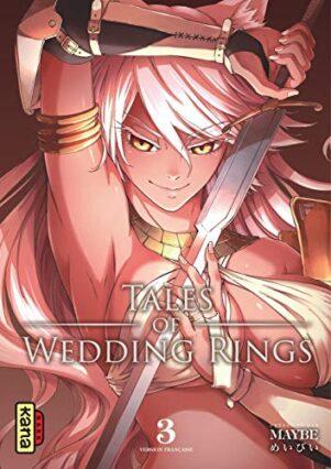 Tales of Wedding Rings T.03 | 9782505067276
